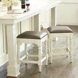 marlow nailhead counter stool traditional bar stools and