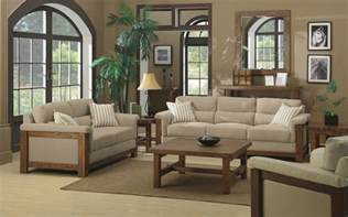 beige and brown living room modern house