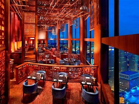 best singapore restaurants shops travel deals insingcom equinox restaurant singapore downtown restaurant