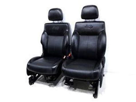 Jeep Liberty Seats Replacement Jeep Liberty Oem Black Leather Replacement