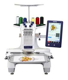6 needle embroidery machine entrepreneur 6 plus pr670e embroidery machine