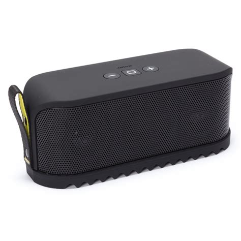 Speaker Bluetooth Jabra Genuine Jabra Solemate Mini Wireless Bluetooth Nfc Speaker Black