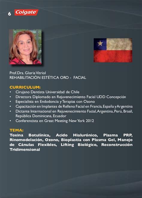 Modelo Curriculum Vitae Argentina Trackid Sp 006 Xiii Congreso I Mega Encuentro Estetica Ecuador Cv