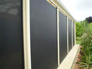 Outdoor Patio Blinds Shades by Ziptrak Blinds Adelaide Fair Price Blinds