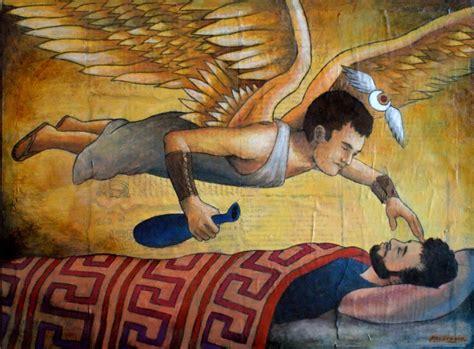 griechischer gott des schlafes gesund dank schlaf