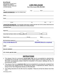 vehicle release form template best photos of vehicle lien release template vehicle