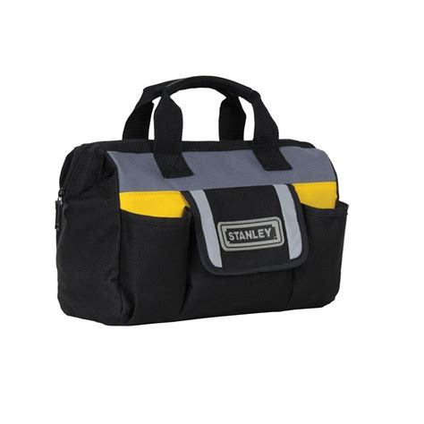 Home Depot Tool Bags by Stanley 12 In Tool Bag Black Shop Your Way
