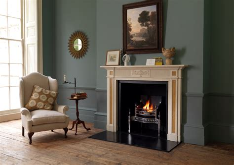 Georgian Fireplace by The Fitzroy Fireplace The Fireplace Company