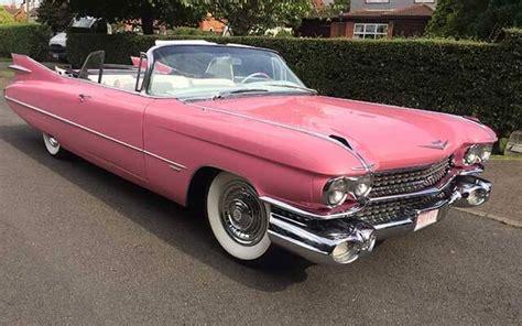 pink cadillac would you like to hire a pink cadillac car choose la