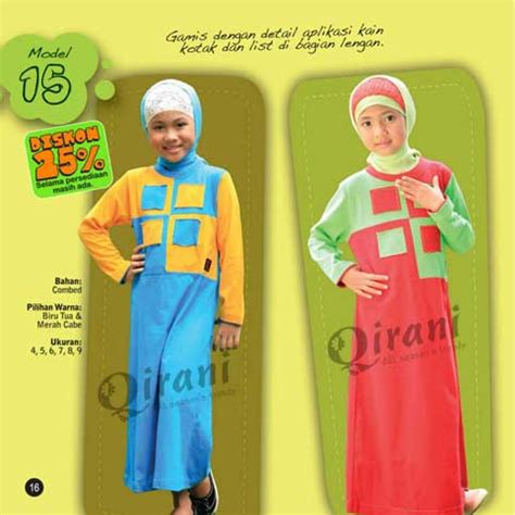 Qk 62 By Qirani qirani all season s trendy busana muslim remaja