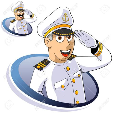 boat captain graphics cruise ship clipart captain pencil and in color cruise
