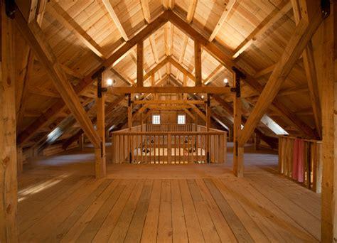 Gambrel Barn Kits hillside horse barn traditional garage and shed