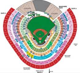 Yankee Stadium Seating Chart View Section by 5 25 07 At Yankee Stadium 171 The Baseball Collector