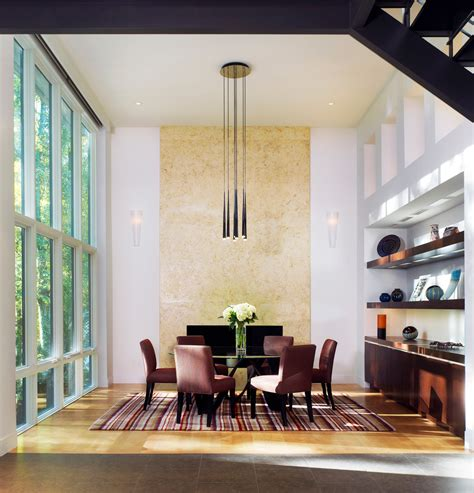 contemporary dining room pendant lighting eye catching pendant lights for your dining room
