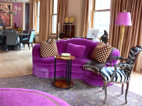 purple couch living room purple furniture and purple living room design inspiration
