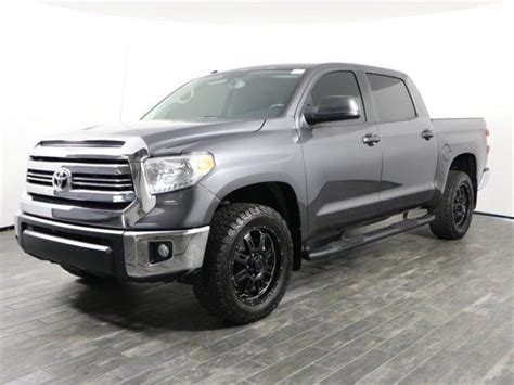 Toyota Tundra Lease Lease Only 2016 Toyota Tundra V8 Crewmax Sr5 4x4