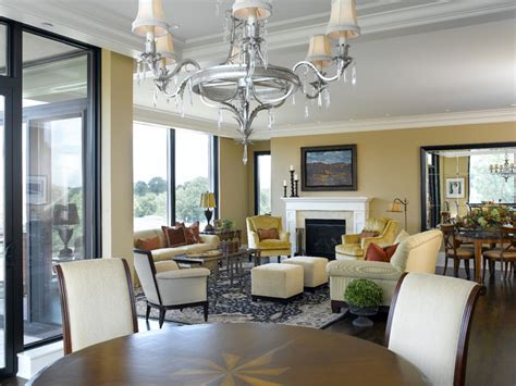 Refined Ambiance Traditional Living Room Minneapolis Eminent Interior Design