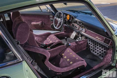 porsche 911 singer interior singer vehicle design their best yet total 911
