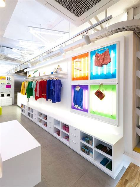 colorful interior design spice fashion colorful shop interior design