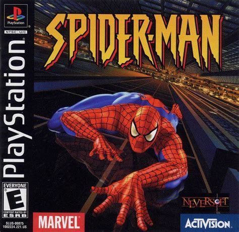 A Cover by Spider 2000 Playstation Box Cover Mobygames
