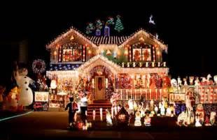Village christmas home decoration 2015 village of odell illinois