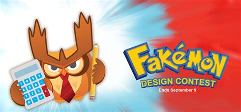design contest enter enter the fakemon design contest
