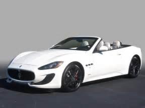 Maserati Granturismo 2015 2015 Maserati Granturismo Convertible Sport