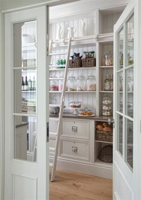 Beautiful Kitchen Pantries Traditional Home With Large European Kitchen