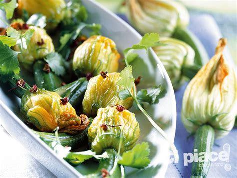 zucchine con fiore ricette mini zucchine con fiore ripieno ci piace cucinare