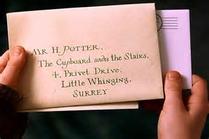 Offer Letter Hp Harry Potter And The Sorcerer S Fall And Fly By Glayiii