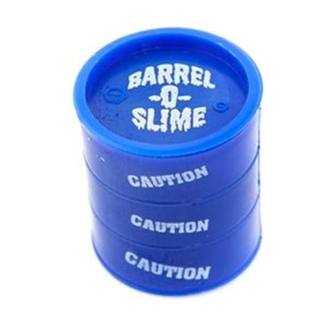 tutorial barrel o slime barrel o slime blue by tgo toy in the uae see prices