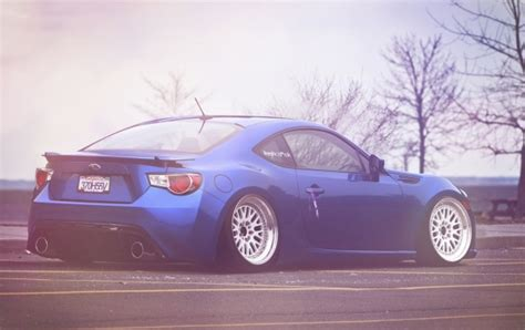 stanced subaru hd stanced subaru brz wallpapers
