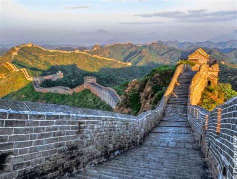 la grande muraille de chine voyages sncfcom