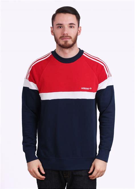 Premium Hoodie Jumper Unisex Original Jmp5 adidas originals itasca crew sweatshirt navy