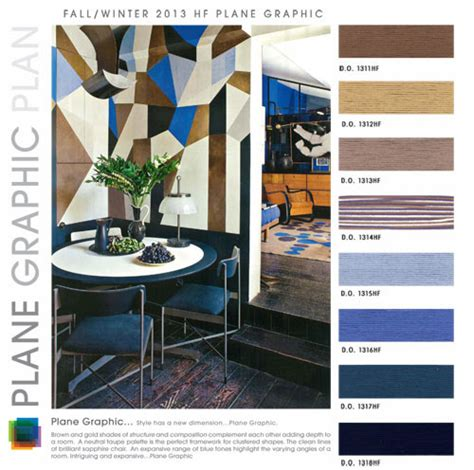 Home Decor Color Trends Fall Winter 2013 2014 Color Trends Interiors Blue Bergitt