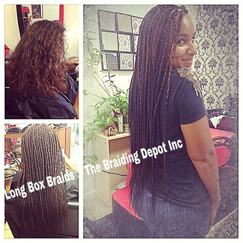 which takes longer to do box braids or senegalese braids by bee