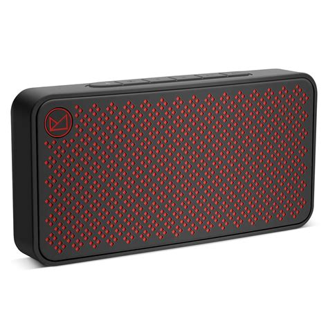 Bestfire Portable Bluetooth Speaker With Tf Card Slot And Mic Lv900 lugulake wireless bluetooth speaker slim extremely portable pocket size with nfc capability tf