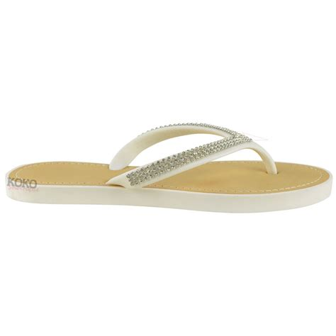 chanel diamante jelly sandals new jelly sandals womens diamante summer