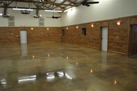 Polished Concrete Flooring   Dragon Scale Flooring