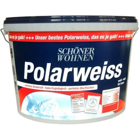 schöner wohnen innenfarbe sch 214 ner wohnen kollektion innenfarbe 187 polarweiss 171 5 liter