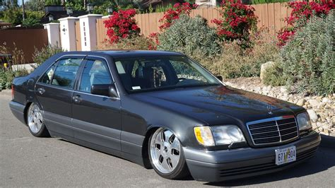 bagged mercedes s class bagged w140 mbworld org forums