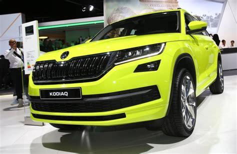 2017 skoda kodiaq 7 seater suv unveiled at 2016