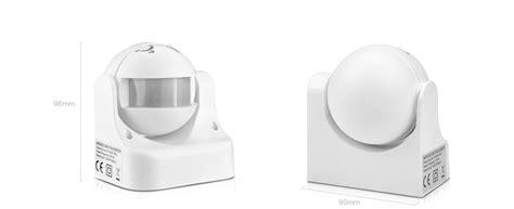 diy motion sensor light switch diy pir infrared motion sensor switch smart security led