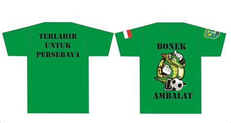 Kaos Tshirt Persebaya sle kaos bikin baju