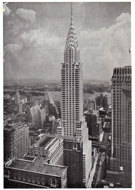 when was the chrysler building built wow the new york skyline s story in pictures