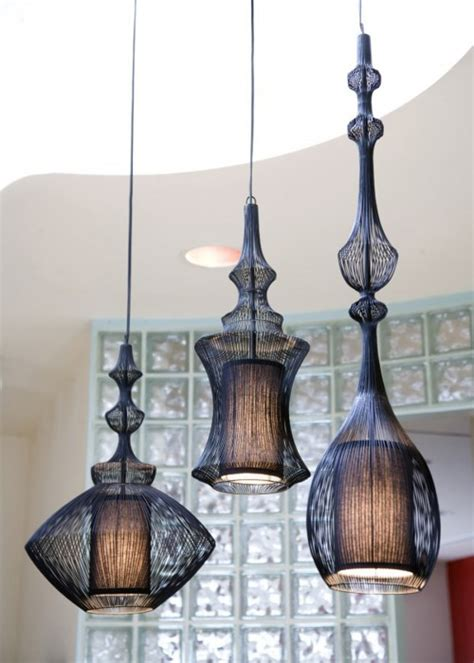 Unique Pendant Lighting Fixtures Paradigm Interior Design Denver New York