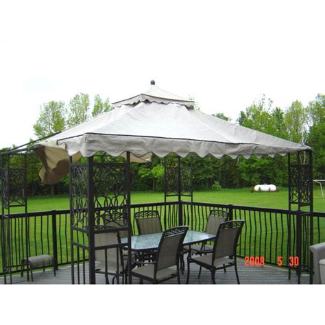 zellers victory garden 10 x 12 replacement canopy and