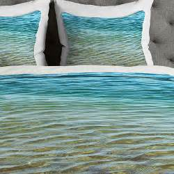 Seaside Duvet Cover Bring The Ocean To Your Bed Ombre Sea Duvet Cover Six