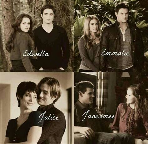 All Couples All Twilight Saga Images Cullen Couples Wallpaper And