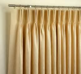 Pleat Curtain Tape Curtains Poles Designs Bohemia Interiors